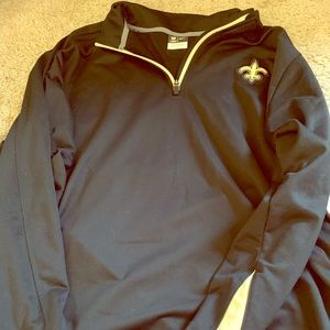 Men's xl Nike NFL official saints Hoodie